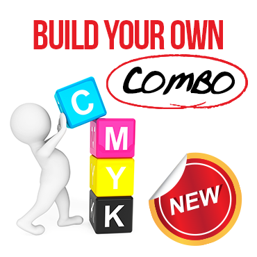 CREATE YOUR OWN COMBO